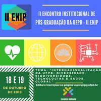 """Tema """"Internacionalização da UFPB: diversidade, biodiversidade, tecnologias e saúde global"""""""